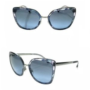 CHANEL 4209 Watercolor Butterfly Sunglasses